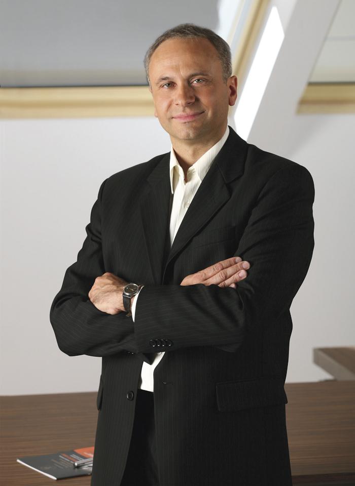 Dyrektor marketingu w firmie Fakro - Janusz Komurkiewicz
