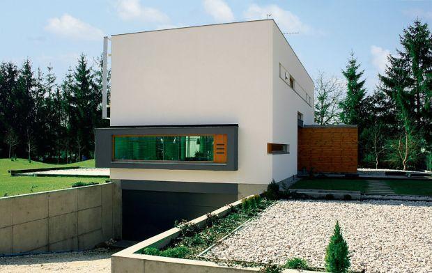 Nowoczesna kostka, czyli funkcjonalny dom na XXI wiek