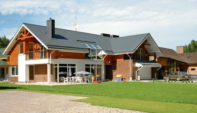 Dach na ruszcie z kontrłat i łat, czyli opinie o lekkich pokryciach dachowych