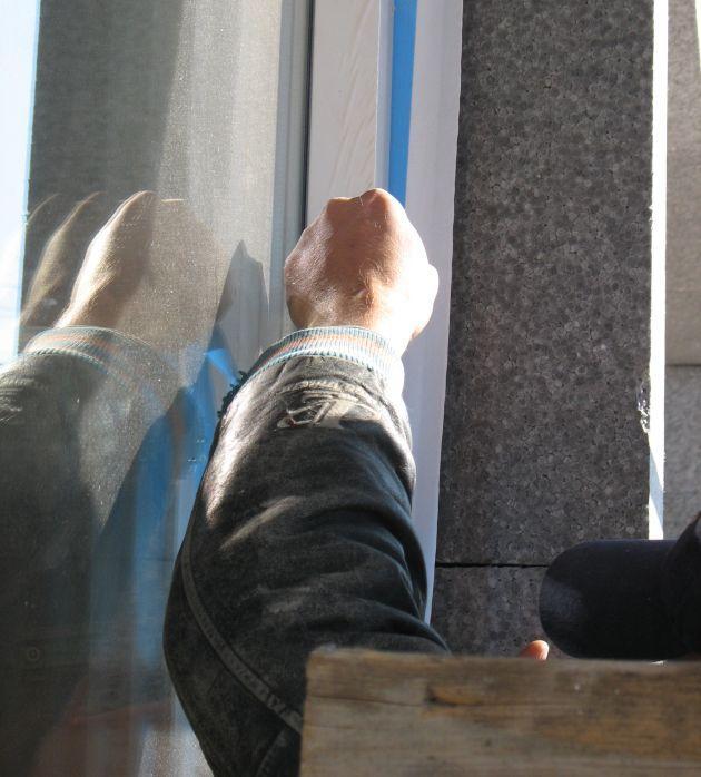 Montaż okna - taśmy paroprzepuszczalne