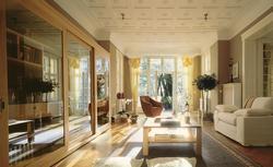 Możliwości aranżacyjne sufitu - podwieszany, napinany, podświetlany, a może tapeta na suficie... Zdjęcia nowoczesnych sufitów