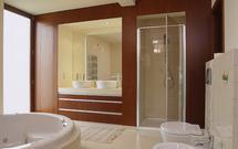 Luksusowe wykończenie łazienki za 25 tys. zł. Projekt łazienki wraz z propozycją materiałów