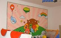 Malowanie pokoju dziecięcego? Tylko bezpiecznymi farbami bez lotnych związków organicznych