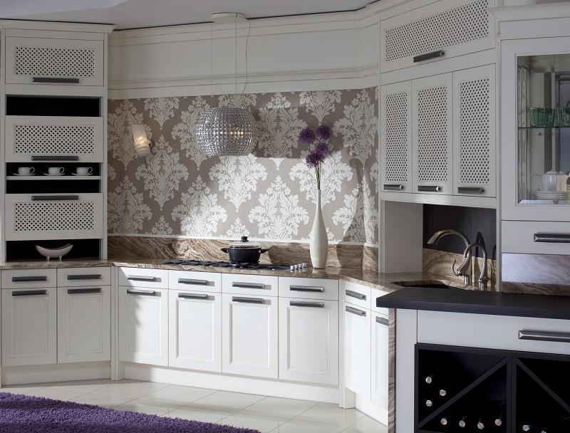 Galeria zdjęć  Stylowe kuchnie angielskie Zobacz 8 zdjęć
