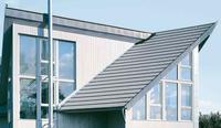 Dachówka betonowa - nowoczesny wzór