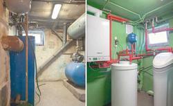 Modernizacja kotłowni - wymiana pieca na paliwo stałe na kocioł gazowy