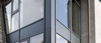 Szklane ściany w budownictwie jednorodzinnym