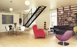 Komplet wypoczynkowy w stylu skandynawskim do Twojego salonu