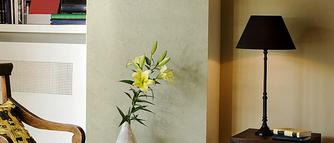 Trawertyn dekoracyjny. Zobacz, jak uzyskać oryginalny efekt na ścianie. Instrukcja KROK PO KROKU