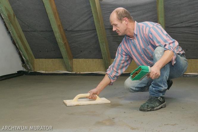 Podkład podłogowy