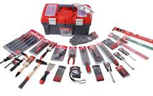 Komplet ponad 60 narzędzi PROLINE