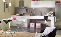 Wykładziny elastyczne na podłodze w kuchni. Rodzaje wykładzin