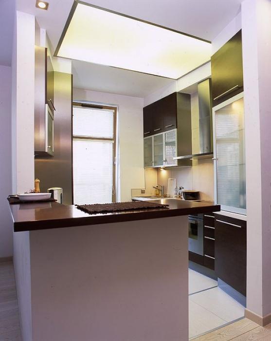 Galeria zdjęć  Radzimy, jak urządzić kuchnię połączoną z salonem  zdjęcie n   -> Kuchnia Otwarta Na Salon Jak Urządzić