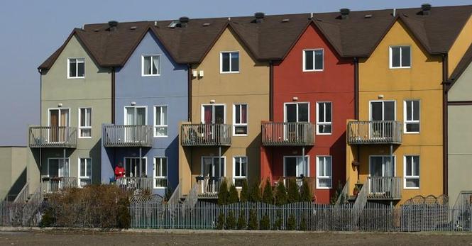Rodzaje farb elewacyjnych