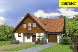 Projekt domu Murator M04 Wspaniały