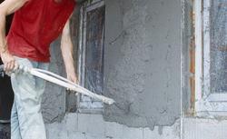 Jakie wykończenie ścian zewnętrznych jednowarstwowych elewacji?