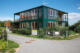 Buchners Passivhaus, czyli dom pasywny strefowany