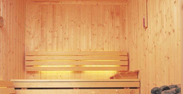 Oświetlenie w saunie