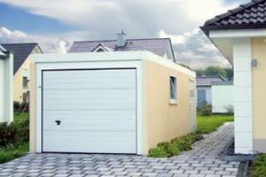 Garaże betonowe prefabrykowane