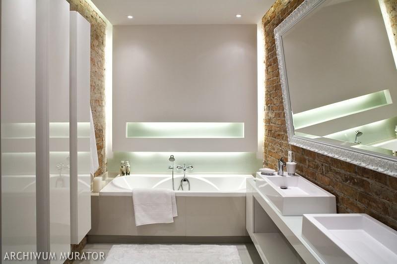 Galeria zdjęć - Pomysł na nowoczesną białą łazienkę. Zobacz 12 aranżacji białych łazienek ...
